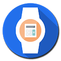 Calculator For Wear OS (Android Wear) icon