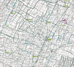 Photo: Area della pianura più a nord, territorio del Comune di S. Pietro in Casale