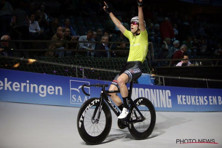 Jules Hesters lichtpuntje op Europese Spelen