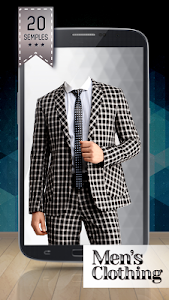 Men's Clothing Photo Montage screenshot 3