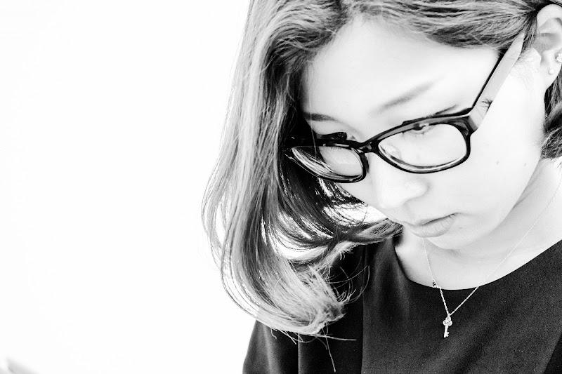 Japanese girl di Leonardo Angelini