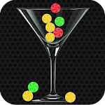 100 candy marbles Icon