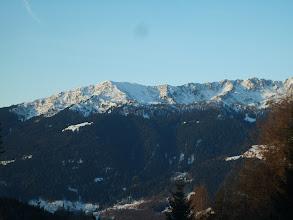 Photo: Monte Cengledinio e la lunga dorsale verso i laghi di Valbona