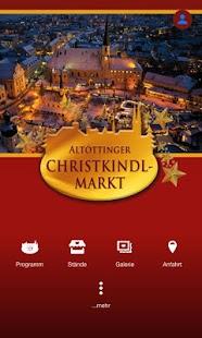 Christkindlmarkt Altötting - náhled