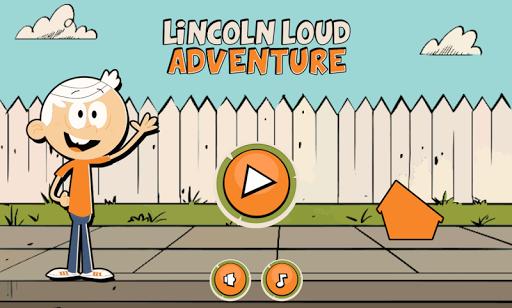 Lincoln Loud Adventure Screenshot