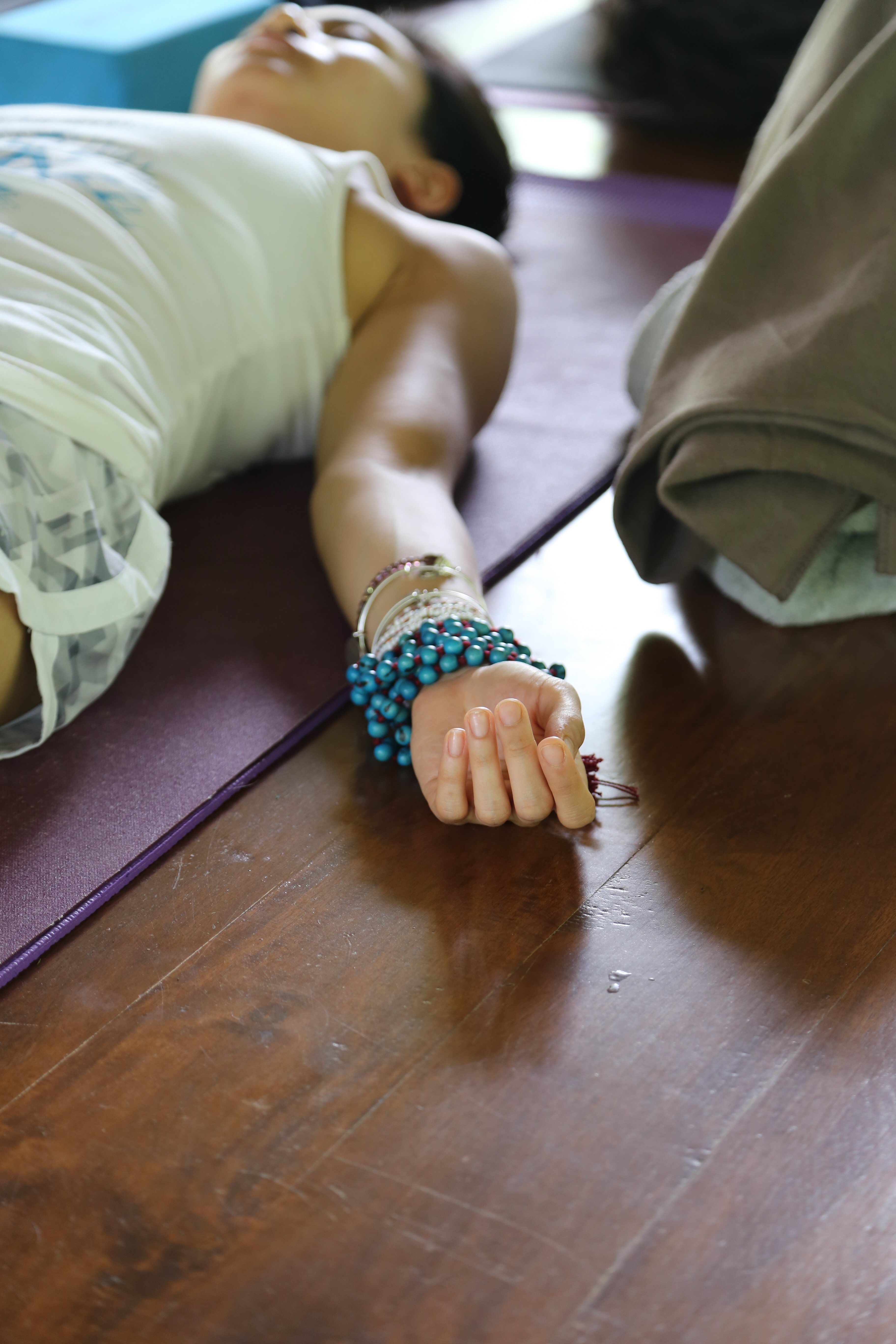 Yoga for healing