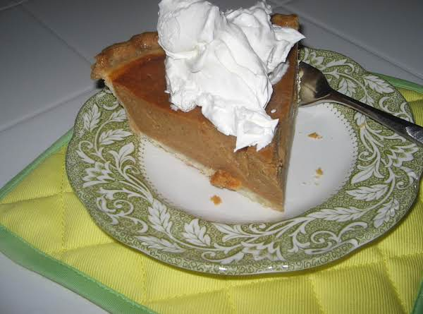 Irresistible Sweet Potato Pie