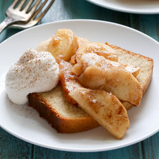 Cinnamon Yogurt Pound Cake Recipe