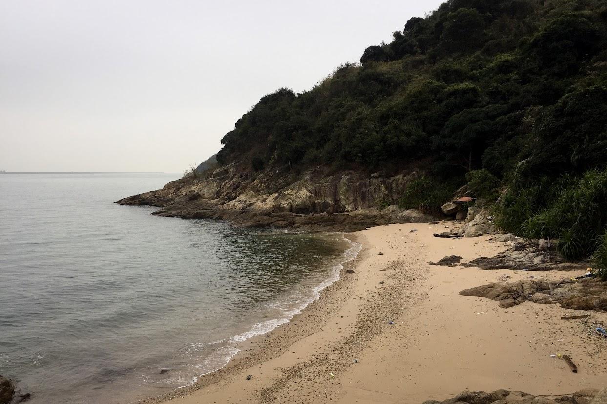 Lantau Trail Beach