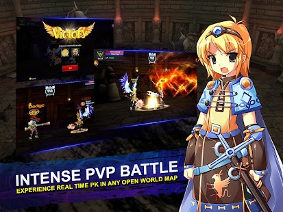 IRIS M - MMORPG- screenshot thumbnail