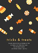 Tricks & Treats - Halloween item