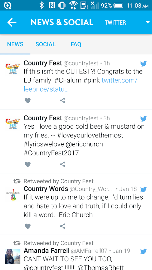 Country Fest 2017- screenshot