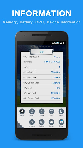 Magic Swipe - boost your phone screenshot 3