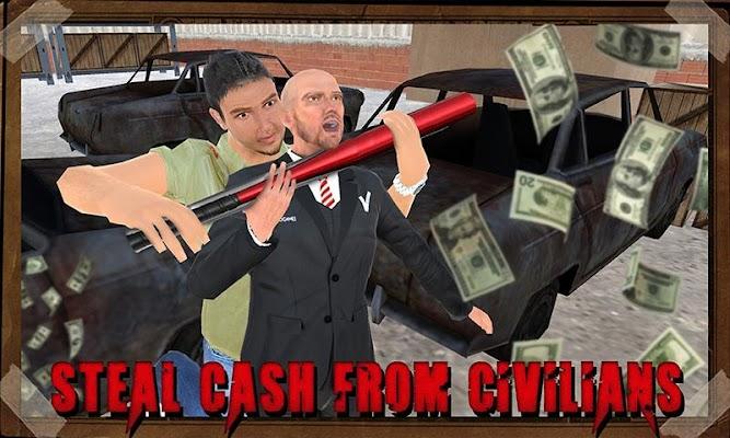 Crime City Story: Auto Theft - screenshot