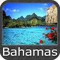 Bahamas GPS Map Navigator icon