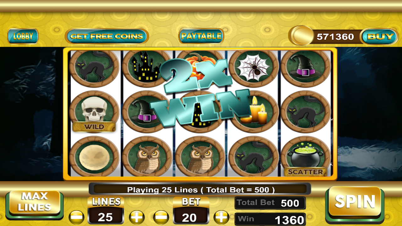 scatter slots for android