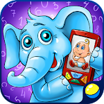 Kids baby phone with animals 1.1.2 Apk