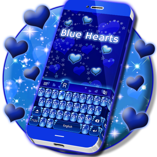 Blue Hearts for Redraw