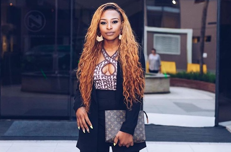 DJ Zinhle has been named the Most Stylish Performing Artist in Music by the judges of the SA Style Awards.