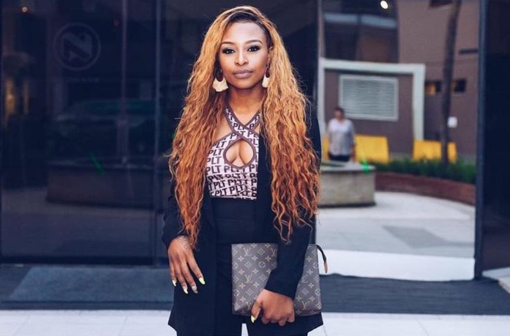 DJ Zinhle Crowned One Of Mzansi's 'Most Stylish' By The SA