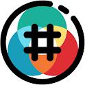 HashFluencer - Search Find HashTags Get Followers icon