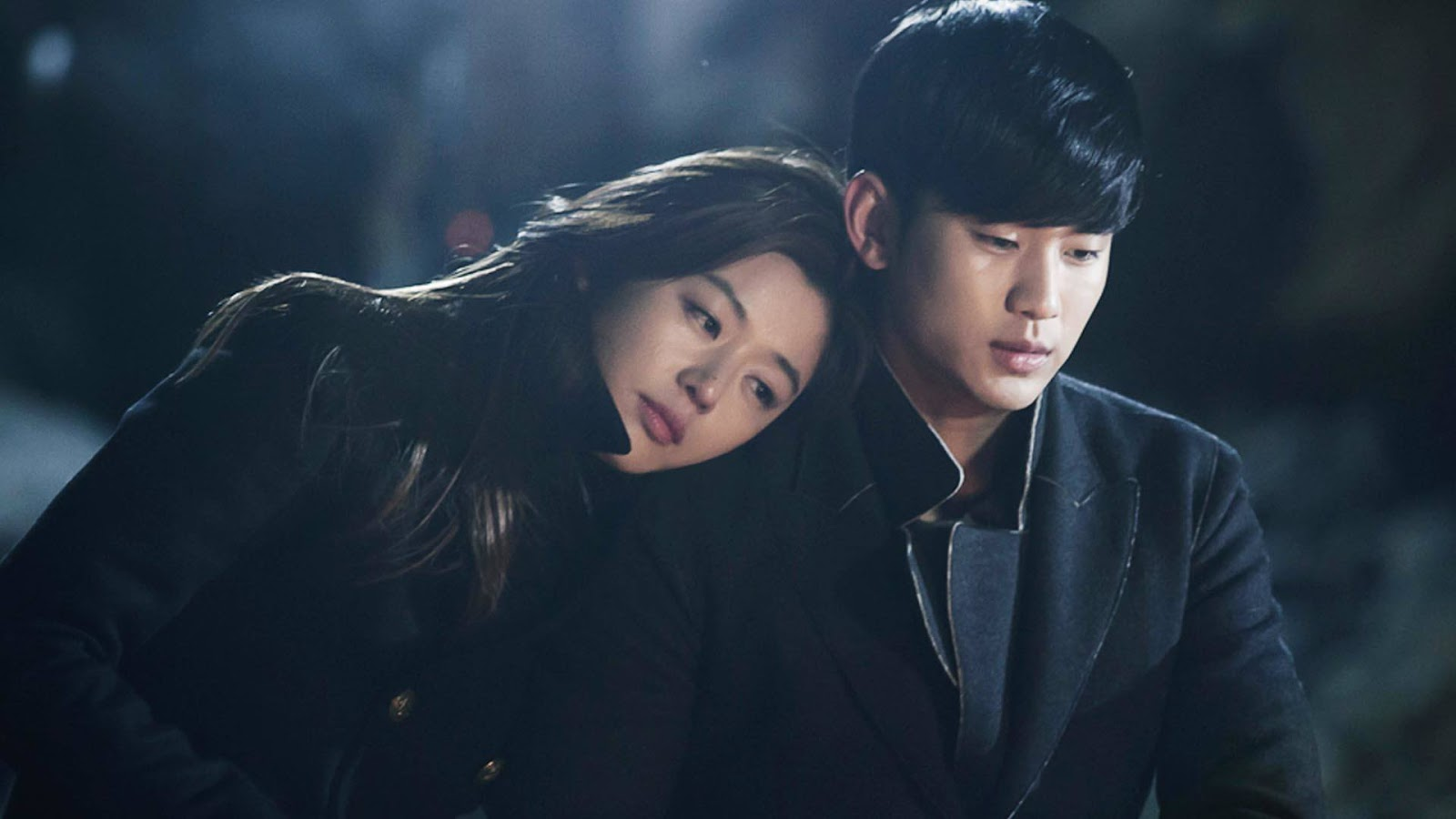 you from the stars couple