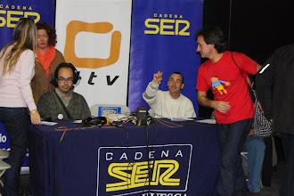 Photo: Bandidos de la Hoya. Programa especial realizado desde el Palacio de Congresos de Huesca junto a Radio Huesca con motivo del Día Internacional de las Personas con Discapacidad. 2 diciembre 2012