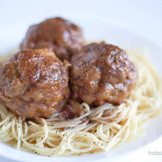 Cuban-Style Meatballs