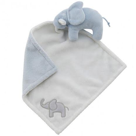 Rätt Start Snuttefiltskompis, Elefant, blå