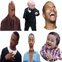 Funny Memes Stickers For WhatsApp - WAStickerApps icon