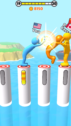 Push Battle ! - 無料ゲームのおすすめ画像3