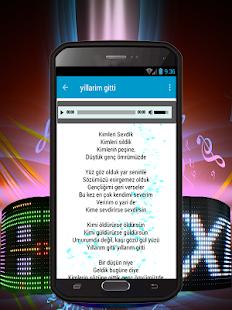 Ferhat Göçer - Yıllarım Gitti şarkı sözleri - náhled