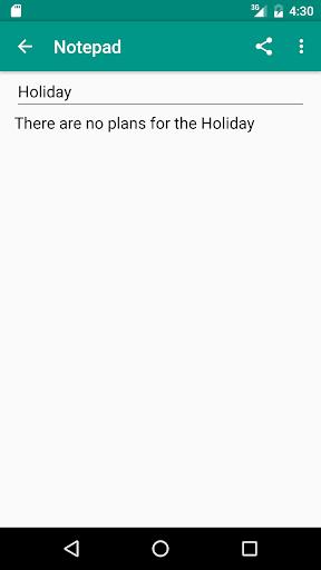 Notepad 2.15 screenshots 2