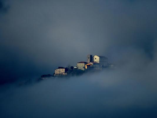 Fra le nuvole di Giorgio Lucca