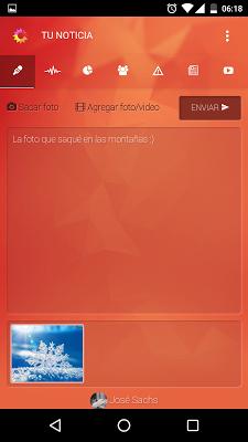 SeisAPP - screenshot