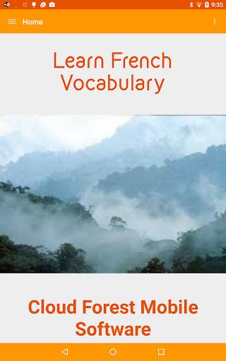 CFMS French Vocabulary