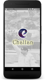 E-Challan 1.15 MOD + APK + DATA Download 1