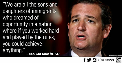 Photo: Fox News Sunday EXCLUSIVE: Texas Sen. Ted Cruz responds to President Obama's immigration plan to shield millions of illegal immigrants from deportation.  Check your local listings or tune in to Fox News Channel at 2p and 6p ET.