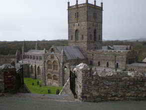 Photo: From Solva to St David's (Cathedral)