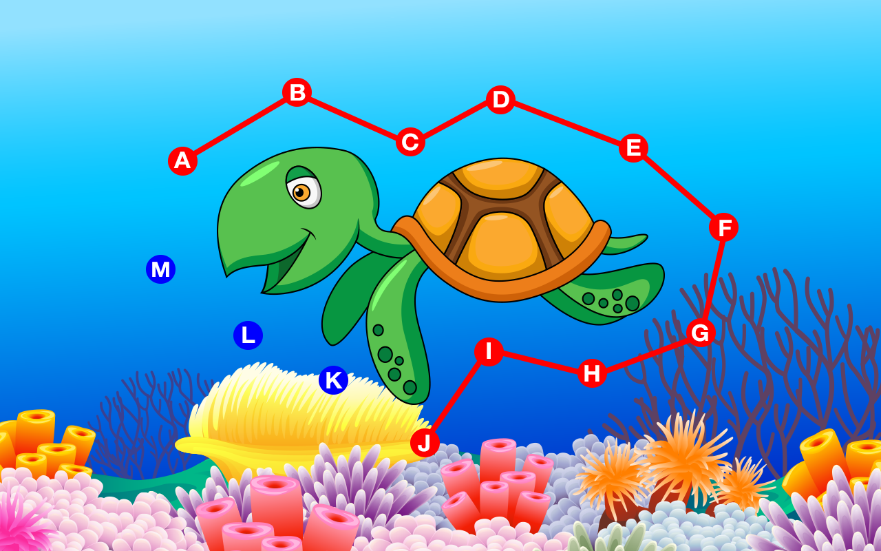 connect the dots game for kids android apps on google play