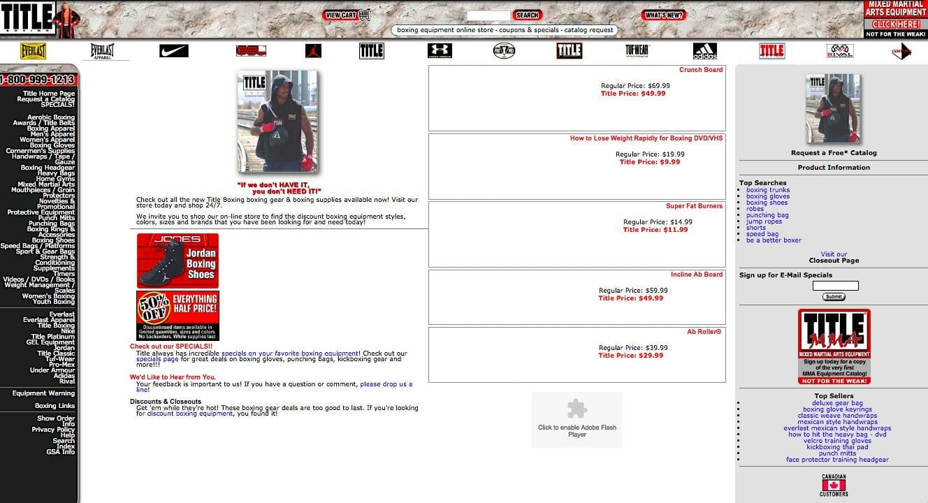 Trang chủ TItle Boxing 2007