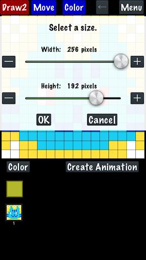 Pixel Art Maker 2.2.0 screenshots 3