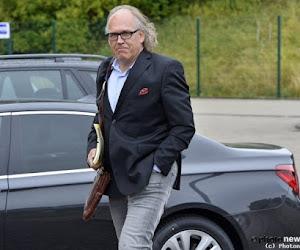 """Allijns quitte son poste de président de Courtrai : """"Dans l'intérêt du club"""""""