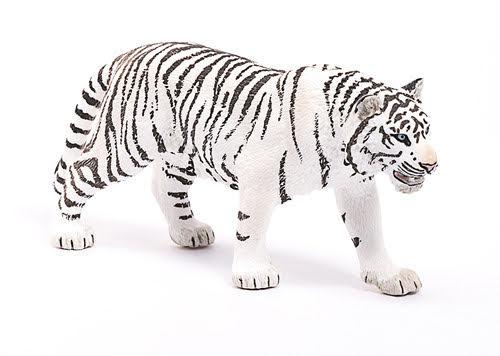 Contenido de Schleich® 14731 Tigre Blanco