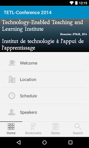 TETL-Conference 2014