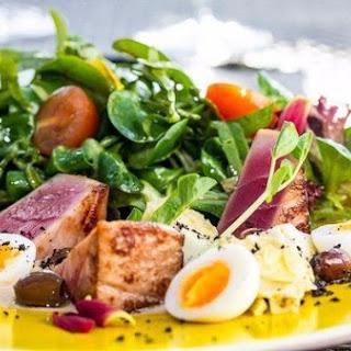 Salad «Nicoise» with tuna