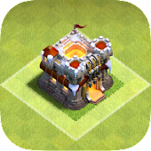 Base Layout for Clash of Clans