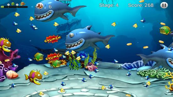 Feeding frenzy eat fish apps on google play for Feeding frenzy fish