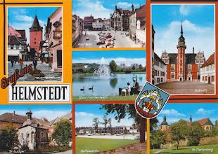 Photo: 1975 - Grußkarte von Helmstedt