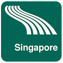 Singapore Map offline